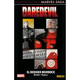 Daredevil N°14: Dossier Murdock - Marvel Saga
