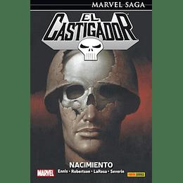 El Castigador - The Punisher N°01: Nacimiento - Marvel Saga
