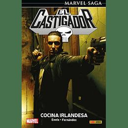 El Castigador - The Punisher N°03: Cocina Irlandesa - Marvel Saga