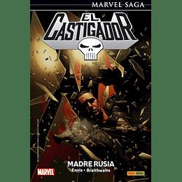 El Castigador - The Punisher N°04: Madre Rusia - Marvel Saga