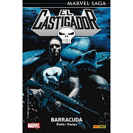 El Castigador - The Punisher N°07: Barracuda - Marvel Saga