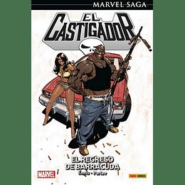 El Castigador - The Punisher N°08: El Regreso de Barracuda - Marvel Saga