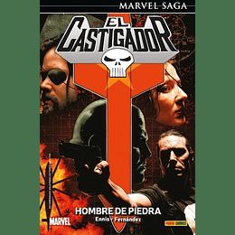 El Castigador - The Punisher N°09: Hombre de Piedra - Marvel Saga