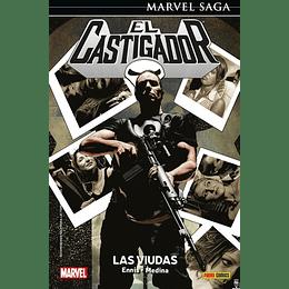 El Castigador - The Punisher N°10: Las Viudas - Marvel Saga