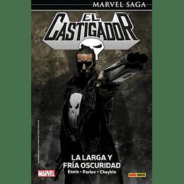 El Castigador - The Punisher N°11: La Larga y Fría Oscuridad - Marvel Saga