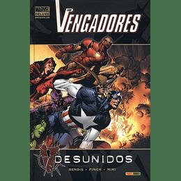 Los Vengadores: Vengadores Desunidos - Marvel Deluxe