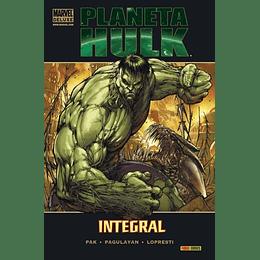 Planeta Hulk - Marvel Deluxe