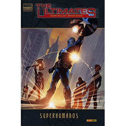 The Ultimates N°1: Superhumanos - Marvel Deluxe