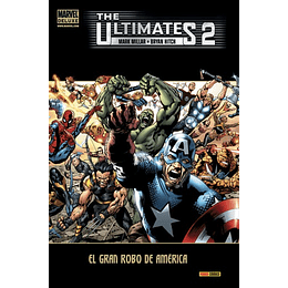 The Ultimates N°2: El Gran Robo de América - Marvel Deluxe