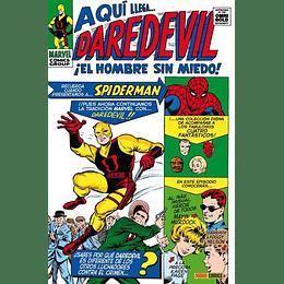 Daredevil: ¡El Hombre sin Miedo! 1 de 2 - Marvel Gold