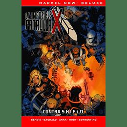La Patrulla-X N°5: Contra S.H.I.E.L.D - Marvel Deluxe