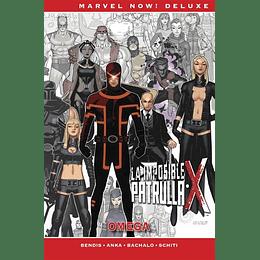 La Patrulla-X N°7: Omega - Marvel Deluxe