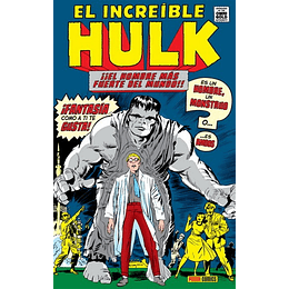 El Increíble Hulk: Este Monstruo Desatado 1 de 2 - Marvel Gold