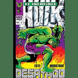 El Increíble Hulk: ¿Hombre o Monstruo? 2 de 2 - Marvel Gold