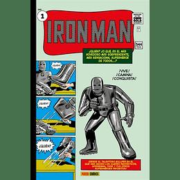 Iron Man: Nace Iron Man 1 de 2 - Marvel Gold