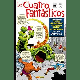 Los Cuatro Fantásticos: Génesis 1 de 9 - Marvel Gold