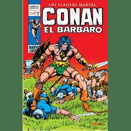 Conan el Bárbaro - Los Clásicos Marvel Tomo 3