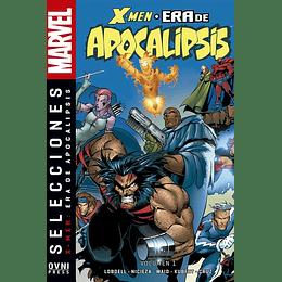 X-Men: Era de Apocalypse Vol.1: Alfa