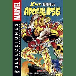 X-Men: Era de Apocalypse Vol.2: Reinado