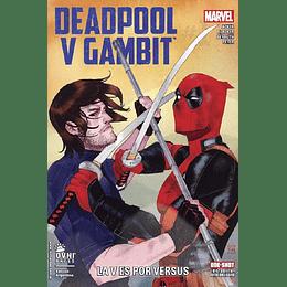 Deadpool V Gambit La V es por Versus