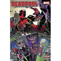 Deadpool ¿Demasiado Pronto?