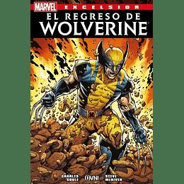 El Regreso de Wolverine - Excelsior