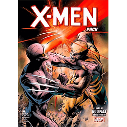 Pack X-Men (Ruptura 1-2, Uncanny X-Men 1-5, Batalla Del Atomo 1-2)