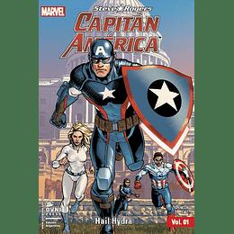 Steve Rogers Capitán América Vol.01: Hail Hydra