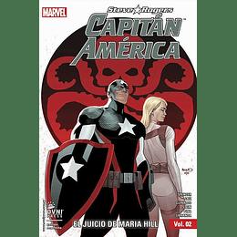 Steve Rogers Capitán América Vol.02: El Juicio de María Hill