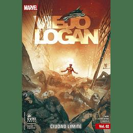 Viejo Logan Vol 2: Ciudad Límite