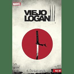 Viejo Logan Vol 3: El Último Ronin