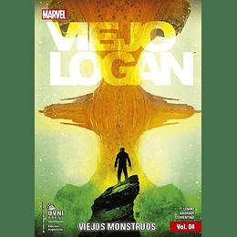 Viejo Logan Vol 4: Viejos Monstruos