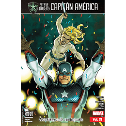 Steve Rogers Capitán América Vol.03: Construyendo un Imperio