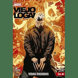 Viejo Logan Vol 5: Vidas Pasadas