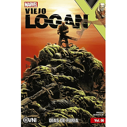 Viejo Logan Vol 6: Días de Furia