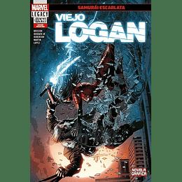 Viejo Logan Vol 7: Samurái Escarlata