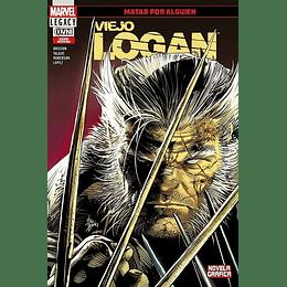 Viejo Logan Vol 8: Matar por Alguien