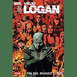 Viejo Logan Vol 9: Fin del Mundo