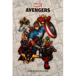 Super Heroes Collection: Avengers
