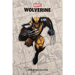 Super Heroes Collection: Wolverine