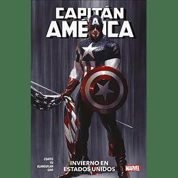 Capitán América: Invierno en Estados Unidos