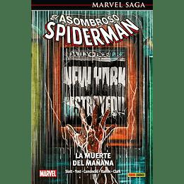 El Asombroso Spider-Man N°35: La Muerte de Mañana - Marvel Saga