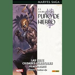 El Inmortal Puño de Hierro N°2: Las Siete Ciudades Celestiales (Primera Parte) - Marvel Saga