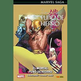 El Inmortal Puño de Hierro N°4: El Mortal Puño de Hierro - Marvel Saga