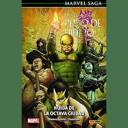 El Inmortal Puño de Hierro N°5: Huida de la Octava Ciudad - Marvel Saga