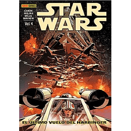 Star Wars TPB Vol.4: El Ultimo Vuelo de Harbinger