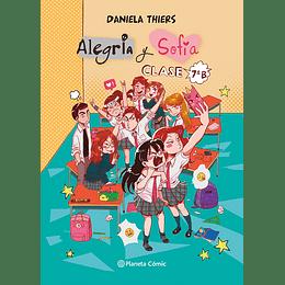 Alegría y Sofía Clase 7B 1 (Rústica)