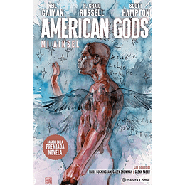 American Gods: Mi Ainsel (Tapa Dura)