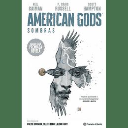 American Gods: Sombras (Tapa Dura)