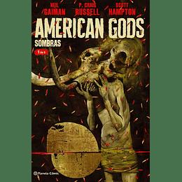 American Gods: Sombras N°01 (Grapa)